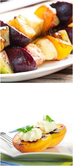 HOW TO: Grill Fruit #howto