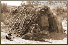 california native american homes - Google Search