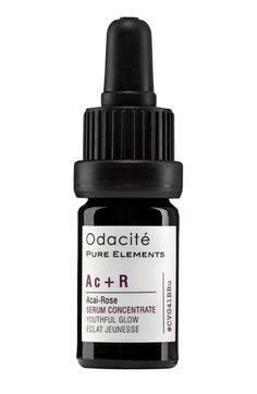Odacité 'Ac + R' Açai-Rose Facial Serum Concentrate available at #Nordstrom