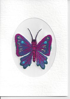 Handmade Greeting Card - Butterfly | The Gumtree Craft Room | madeit.com.au