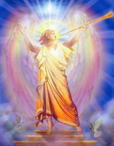 ARCHANGEL GABRIEL : THE QUALITY OF LOVE KNOWN AS RECEPTIVITY