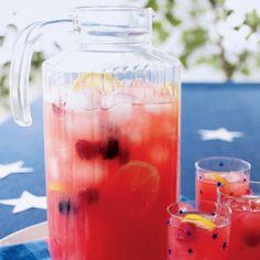 Berry Lemonade - Holidays