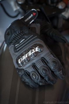 Dainese Carbon Cover S-ST Gloves - Overview