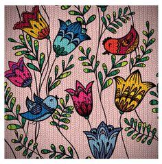 Birds of Fantasy by Judy