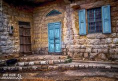 Old house in Douma بيت قديم في دوما By Francois El Bacha Country House, Architecture, Lebanon, Traditional Architecture, Traditional, Building, House Design, Design, Old Houses