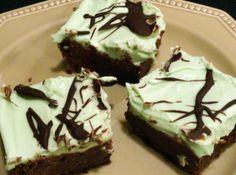 Go Irish Brownies