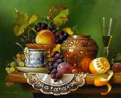 Research #3 Still Life around us due 10-21 - Murray's DMS Artists