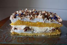 Verdens Beste Kvæfjordkake   (World's Best Cake)