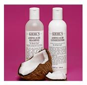 Amino Acid Conditioner, Skincare and Body Formulations - Kiehl's Since 1851 --no silicone, and added coconut oil for soft, easy to detangle hair Natural Hair Shampoo, Shampoo For Thinning Hair, Natural Hair Care, Natural Hair Styles, Natural Skin, Vitamins For Hair Loss, Thickening Shampoo, Olive Fruit, Straight Hair