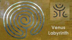 Celestial Labyrinths - Venus