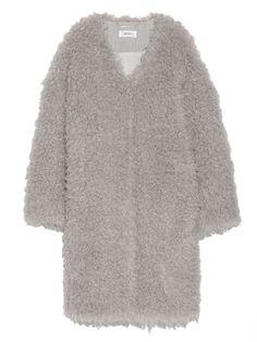 フェイクファーコート(ファーアウター)|Mila Owen(ミラ オーウェン)|ファッション通販|ウサギオンライン公式通販サイト Cloaks, Haute Hippie, Ready To Wear, Vintage Outfits, Fur Coat, Street Wear, Couture, Knitting, Chic