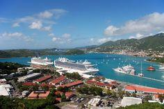 Charlotte Amelie, St Thomas, US Virgin Islands