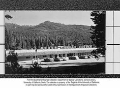 Black Forest Lodge in the early 70's. Popular German restaurant and resort in Mill Creek in Northern California. Now closed.