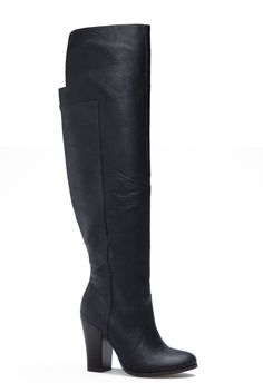 Boot lengths are rising for the cooler months, and Jenn is the quintessential tall boot. She's great for taking your ankle-grazing jeans into the new season.