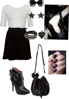 """""""Untitled #42"""" by serenahilton on Polyvore"""