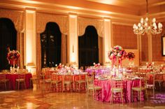 Sima and Yatin's Wedding | The Breakers, Palm Beach