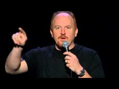 Louis C.K. - Chewed Up (Full) (2008)   Louis C.K is my favorite stand up comedian. Dark and funny at the same time.