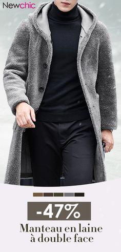 e7b615cf5a63c 40 meilleures images du tableau Manteau en peau de mouton   Jacket ...