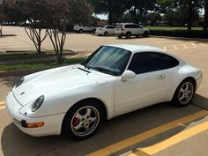 White 1995 Porsche 911 Carrera 2 Mavs & Mochas - Impromptu (Photo by Bill Orr) ----------------------------------------------- #MavPCA #PCA #PorscheClub #PorscheLife #PorscheClubOfAmerica #Love #Porsche #porschelovers #PorscheLife #PorscheCars #Porsche911 #Porsche911Carrera #911Carrera #911 #Carrera #993 #photooftheday #picoftheday #instagood #follow #luxury #car #speed #drive #Fast #Street #SportsCar #SuperCar #ExoticCar