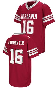 485994415b3 Football Jerseys, College Football, Alabama Crimson Tide, Fan Gear, Soccer  Jerseys