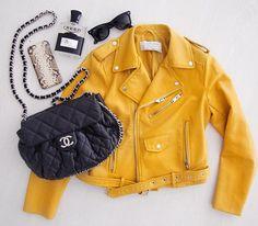 WEBSTA @ fashion_glance - Today's 💛😎