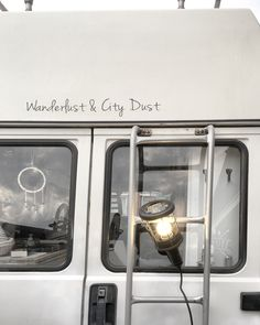 Little White Van ( White Vans, Little White, Glamping, Photo And Video, Instagram, Home, Go Glamping, Ad Home, Homes