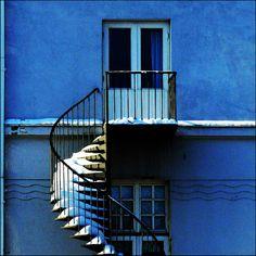 finlandia stairs