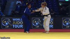 Judo clips Juji Gatame — What a great Eri-seoi-nage!