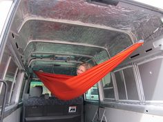 Or maybe we could use a hammock! :) http://www.sportsmobileforum.com/forums/f21/the-birth-of-a-new-sportsmobile-2621.html    http://www.sportsmobile.com/preowned-sportsmobile-west-inc/