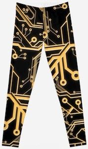 System Board Leggings.
