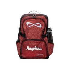 bd7b9f78e086 nfinity cheer bags - Google Search Red Backpack