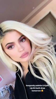 566 Best Kylie Jenner makeup images  4c2f897feb60