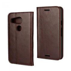 Brunt fodral till LG Nexus 5X. Hitta fler fodral via länk nedan: http://www.phonelife.se/mobilfodral