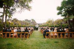Real San Diego Wedding   Hyatt Regency Mission Bay   San Diego Outdoor Ceremony Location  