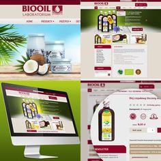 Właśnie uruchomiliśmy nową stronę dla Laboratorium BioOil. To co wcześniej znajdowało się w dwóch różnych miejscach (osobno strona, osobno sklep) zostało osadzone na jednym wspólnym silniku sklepowym - MAGENTO - teraz jest wygodniej obu stronom, zarówno klientom jak i obsłudze sklepu. Strona wreszcie jest responsywna! Zmiana softu była również okazją do pracy nad wyglądem strony, który teraz jest bardziej spójny i nowoczesny. Efekty można oglądać na www.biooil.com.pl