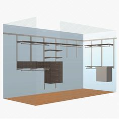 Space Planner To Create Custom Closet Systems And Storage Solutions For  Home Organization. Create Online Designs For Closets, Garage Shelving And  Pantry ...