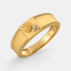 Buy Designer & Fashionable Simple Ring For Men. We have a wide range of traditional, modern and handmade Bands Mens Rings Online Gold Rings Jewelry, Silver Rings, Jewellery Box, Gold Pendants For Men, Mens Rings Online, Mens Ring Designs, Gold Chains For Men, Engagement Rings For Men, Gold Earrings Designs
