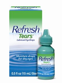 Did Dr. Mok recommend Refresh Eye drops for you?  If he did, tell us how they are helping you.  Since Dr. Mok recommended Refresh Eye Drops for me, my eyes feel and look clearer.