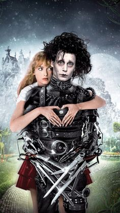 Our social Trends Johnny Depp Characters, Tim Burton Characters, Johnny Depp Movies, Movie Characters, Winona Ryder, Johnny And Winona, Johnny Depp Wallpaper, Johnny Depp Personajes, Edward Scissorhands Movie