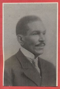 Photo-Cuban-CIVIL-RIGHTS-Leader-INDEPENDENT-Party-EVARISTO-ESTENOZ-Cuba-1920s