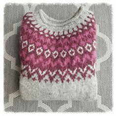 Fair Isle Knitting Patterns, Fair Isle Pattern, Knitting Stitches, Free Knitting, Knitting Socks, Garter Stitch, Vintage Knitting, Knit Crochet, Crochet Granny
