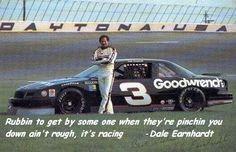 Dale Sr           Said Well!!!!