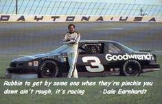 Dale Sr           Said Well!!!!