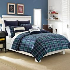 Nautica® Trescott Comforter Set - BedBathandBeyond.com