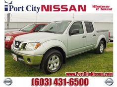 2011 Nissan Frontier, 38,622 miles, $23,280.
