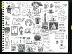 Sketchbook Page 8 | Flickr - Photo Sharing!