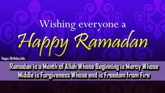 As you May know that Happy Ramadan is the holiest and most celebrated Islamic Holiday. Happy Ramadan is considered an important pillar of Islam. Ramadan Wishes, Ramadan Gifts, Ramadan Mubarak, Ramnavmi Wishes, Fast And Pray, Almighty Allah, Dear Best Friend, Divine Light, Peaceful Life