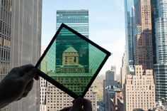 Can new window designs help buildings to generate their own energy?