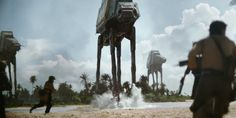 Awesome Rogue One VFX Video Shows How Scarif Was Created From Scratch #FansnStars