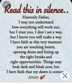 Prayer Scriptures, Bible Prayers, Faith Prayer, Prayer Quotes, Bible Verses Quotes, Faith Quotes, Strength Prayer, Good Prayers, Spirituality